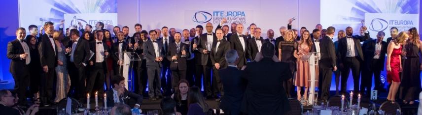 Some of 2017 Award winners in celebratory mood