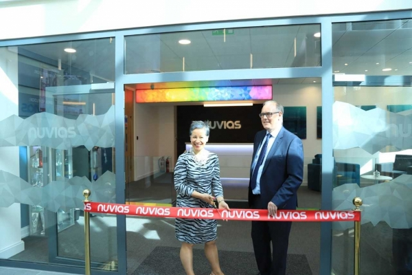 The new office was opened by Jacqueline de Rojas, CBE, President of Tech UK and Chair, Digital Leaders