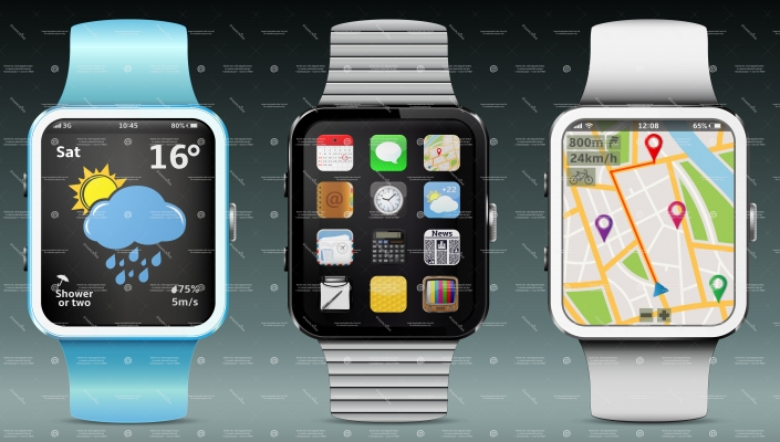 Smartwatches made up 31.2% of the wearables market in Q1.