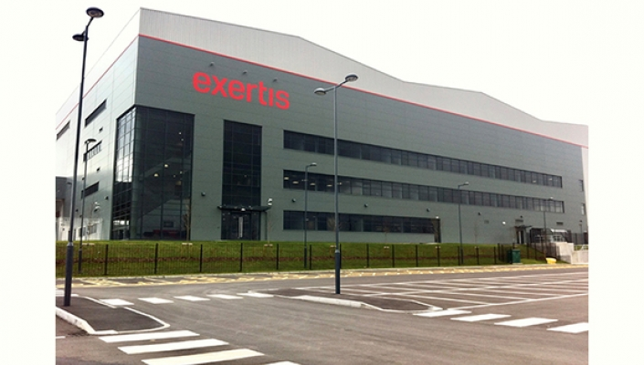 Exertis reports good jump in sales for the year