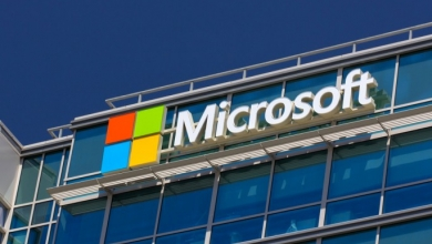 Microsoft sales up almost a fifth for the year