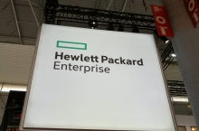 HPE sales up and profits return for second quarter