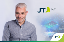 JT has sold a majority stake in its IoT business division.